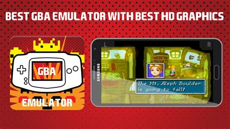 Emulator For Gba Apk Download  Free Arcade Game For