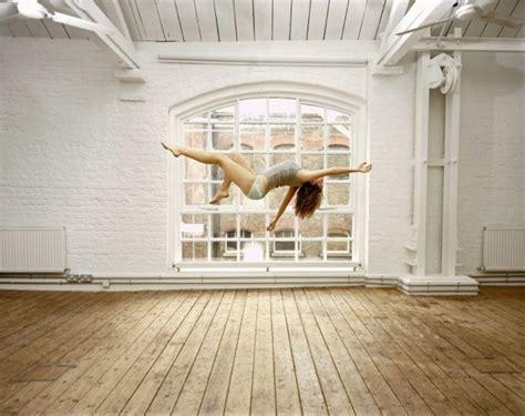 sam taylor wood gracefully suspended