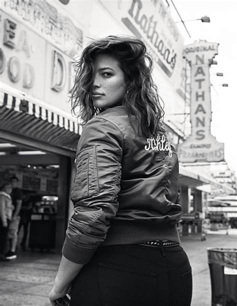 Ashley Graham Vogue UK