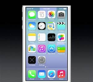 Apple reveals all new iOS 7