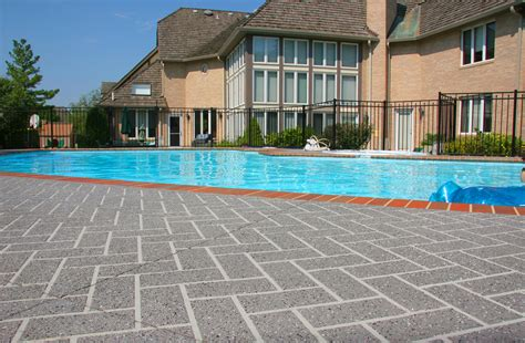 acrylic pool deck coating concrete coating specialists inc home