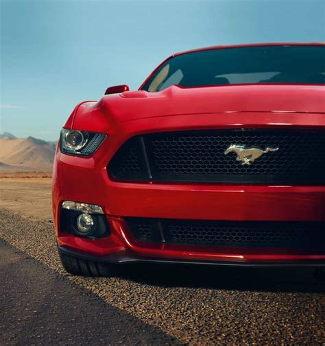 2016 Ford® Mustang Sports Car
