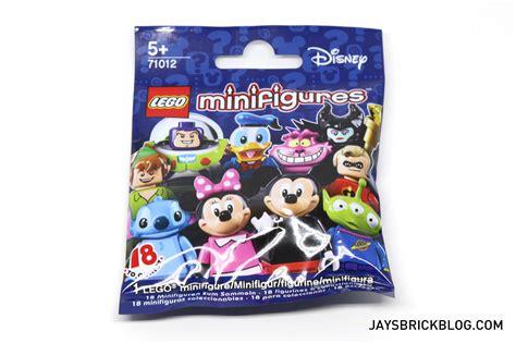 lego blind bags review lego disney minifigures