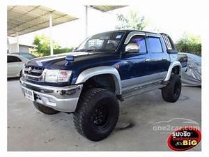 Toyota Hilux Tiger D4d 2004 2 5  U0e40 U0e01 U0e35 U0e22 U0e23 U0e4c U0e18 U0e23 U0e23 U0e21 U0e14 U0e32  U0e2a U0e35 U0e19 U0e49 U0e33 U0e40 U0e07 U0e34 U0e19