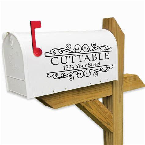 mail box svg cuttable designs