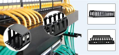 proper cable management  data center