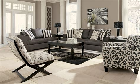 ashley furniture levon sleeper sofa levon charcoal queen sofa sleeper 7340339 ashley furniture