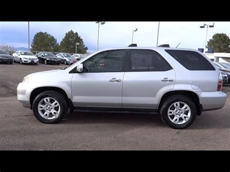 Acura Mile High by 2004 Acura Mdx Denver Highland Ranch