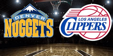 los angeles clippers  denver nuggets  pick