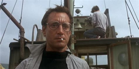 The Hilarious Way Jaws Came Up With Its Most Famous Line