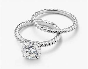 a david yurman cable engagement ring imposter o engagement With david yurman wedding ring