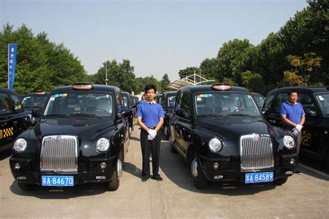 london taxis   geely