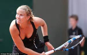 French Open stars hit the court in VERY racy outfits at ...