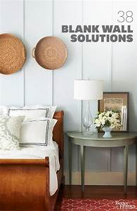 Best ideas about blank wall solutions on