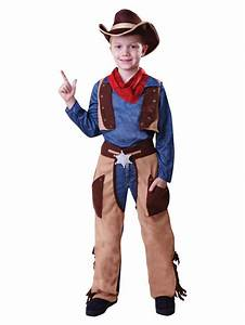 Boys Kids Cowboy Outfit Fancy Dress Costume Children Party Rodeo Wild Western Buy Online