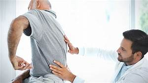 Middle Back Pain On The Left Side