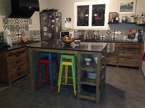 panneau credence cuisine panneau credence cuisine fabulous cuisine maison du monde crdence carreau de ciment with
