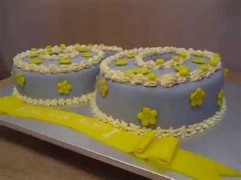 torte für geburtstag 60 geburtstag fondant torte mit blumen