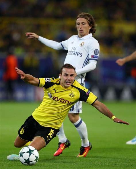 Borussia Dortmund 2-2 Real Madrid RECAP: Andre Schurrle ...