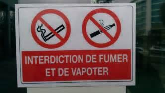 Cigarette Electronique Dans Bureau De Tabac by Panneau Interdiction De Fumer Dans Les Lieux Publics
