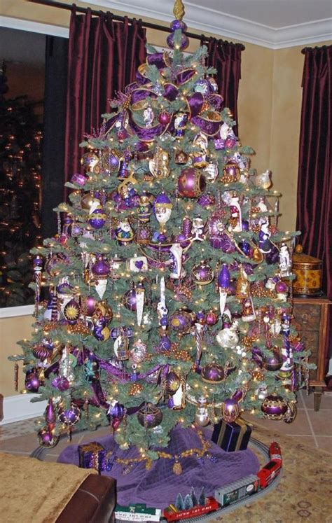 ideas for classic christmas tree decorations happy ideas for purple christmas tree decoration happy