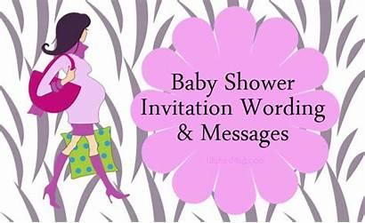 Shower Invitation Wording Messages Wishesmsg Wishes Festifit
