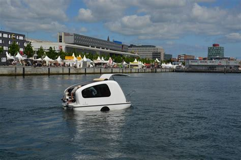 This Tiny Camper Transforms into an Amazing Mini Boat