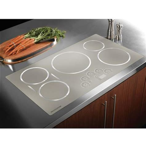 ge monogram  induction cooktop zhursjss brandsmart usa