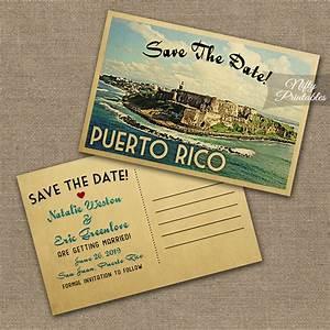 Puerto rico wedding invitations vtw nifty printables for Destination wedding invitations puerto rico