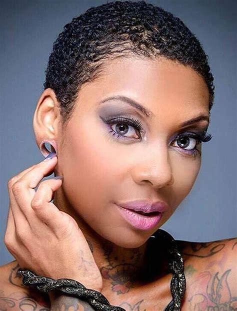 pixie haircuts  black women  coolest black