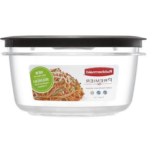 rubbermaid kitchen storage containers outstanding rubbermaid premier food storage container 5 4947