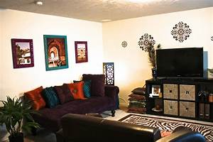 Living Room Decorating With Two Couches