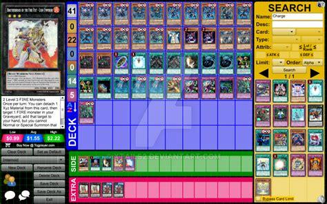 lightsworn deck list link format infernoid deck exle profile by xtails2 on deviantart