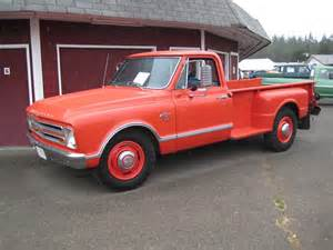 67 Chevy Stepside Truck