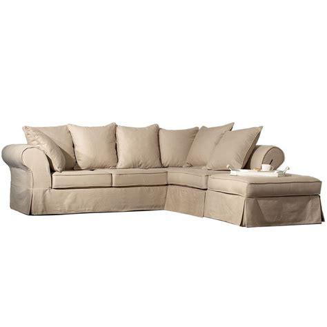 canapé d 39 angle wilson ii beige interior 39 s