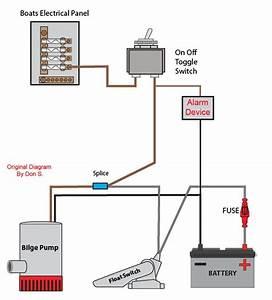 Bilge Pump Wiring Page  1