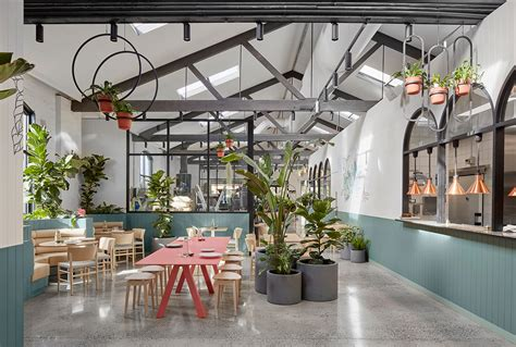 au cafe  abbotsford melbourne  mim design yellowtrace