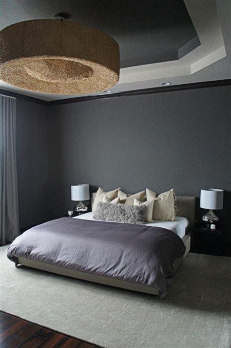 d馗oration de chambre d adulte décoration chambre adulte gris