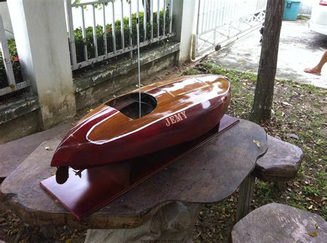 wooden hydroplane plans  woodworking