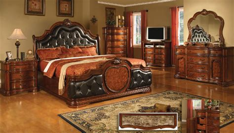 furniture bedroom set marble top home delightful