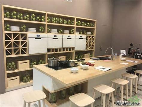kitchen island configurations جدیدترین مدلهای میز ناهارخوری اپن آشپزخانه تصاویر 1874
