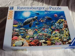 how to build a 5000 piece ravensburger jigsaw puzzle With tapis puzzle 5000 pieces