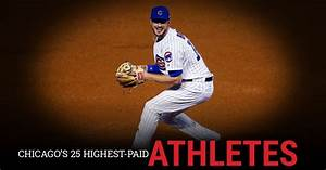 Chicago's 25 highest-paid athletes: Who's missing? - Crain ...