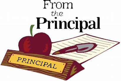 Principal Principals Clipart Clip Message Sherman Welcome