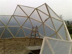 Geodätische Kuppel Bausatz : tomaten forum gew chshaus geod tische kuppel ~ Michelbontemps.com Haus und Dekorationen