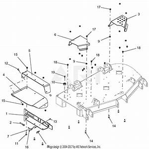 Gravely 991204  040000 -   Pro-turn 48 U0026quot  Carb Parts Diagram For Belt Covers
