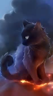 black cat anime wallpaper free iphone wallpapers