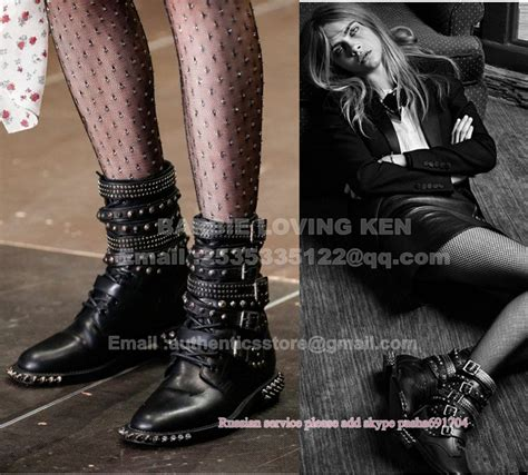 Punk Rock Cool Fashion Stunning Rivet Spike