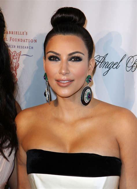 Kim Kardashian at 2011 Angel Ball in New York – HawtCelebs