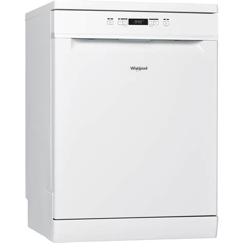 best whirlpool dishwasher whirlpool supremeclean wfc 3b19 dishwasher in white